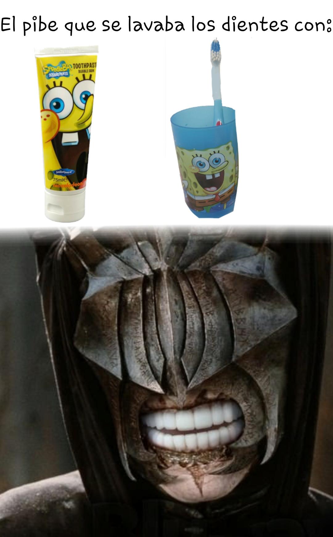 Sonrisa brillantee - meme