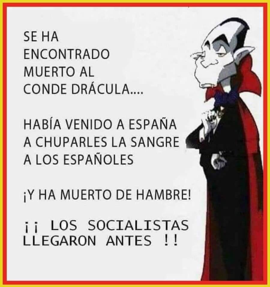 Pobre conde Drácula - meme