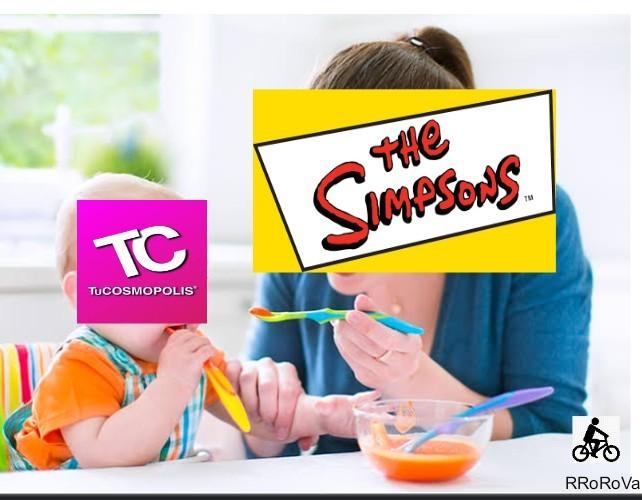 Los simpson lo predijeron - meme