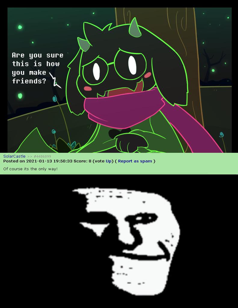 ralsei_fluffy_boy se va enojar con este meme