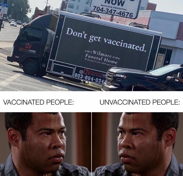 Good advertising - meme