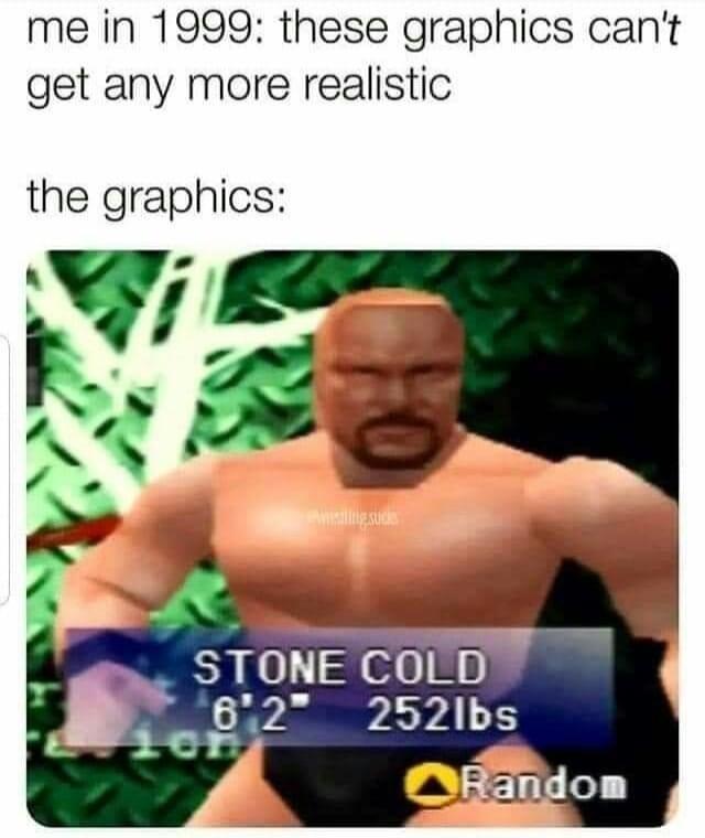 STONE COLD - meme