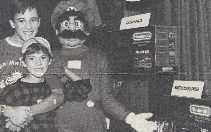 En mi último meme vieron una imagen rara de Mario, si la quieren ver mejor aquí está