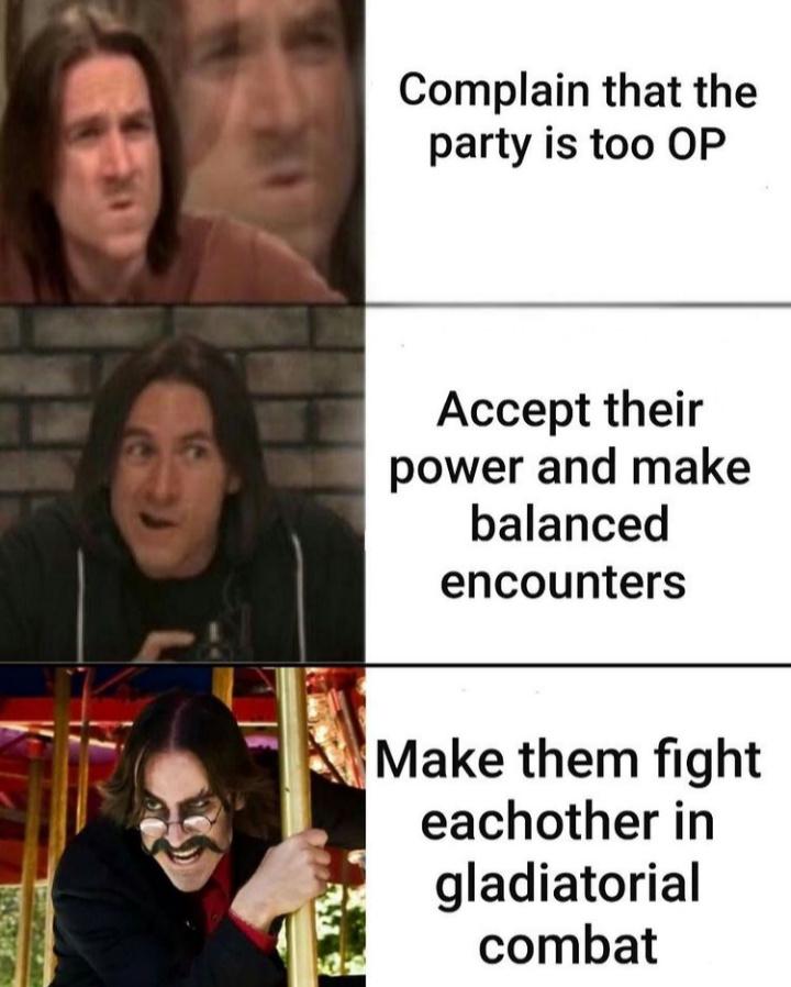 Over Powered PCs - meme