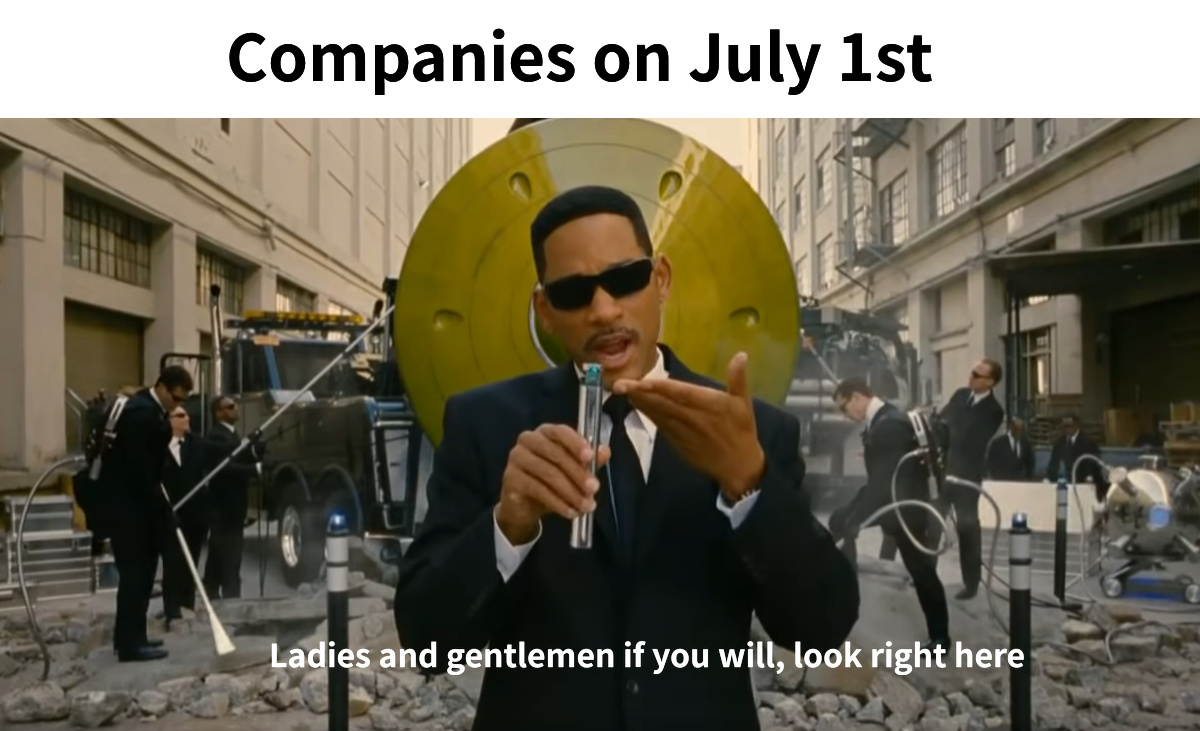 We need more Men in black memes