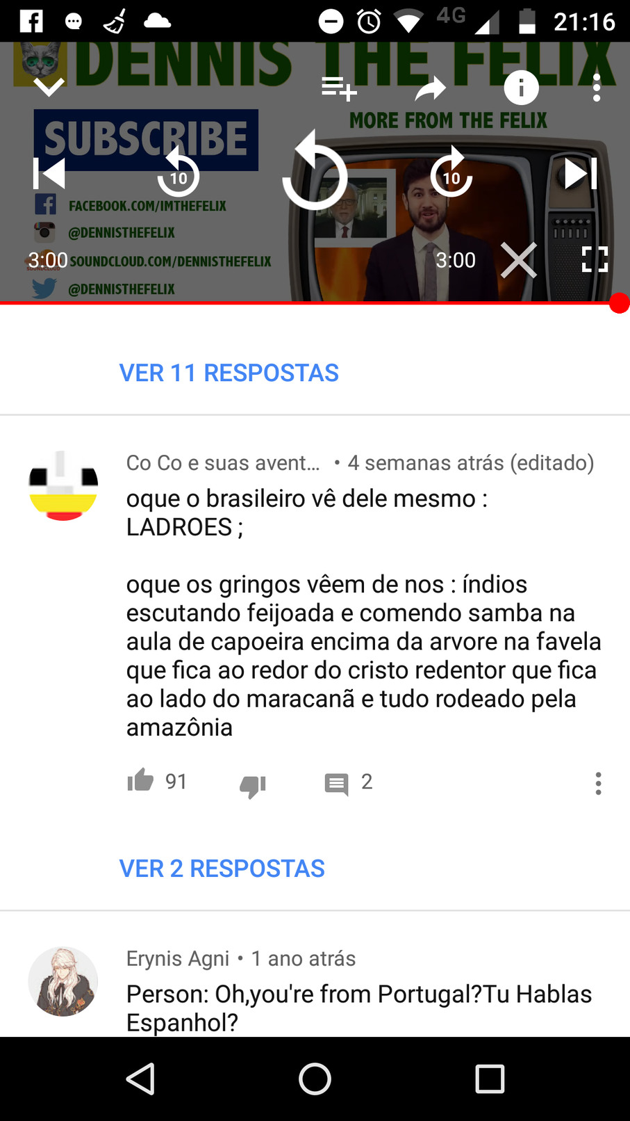 """Escutando Feijoando e Comendo Samba"" - meme"