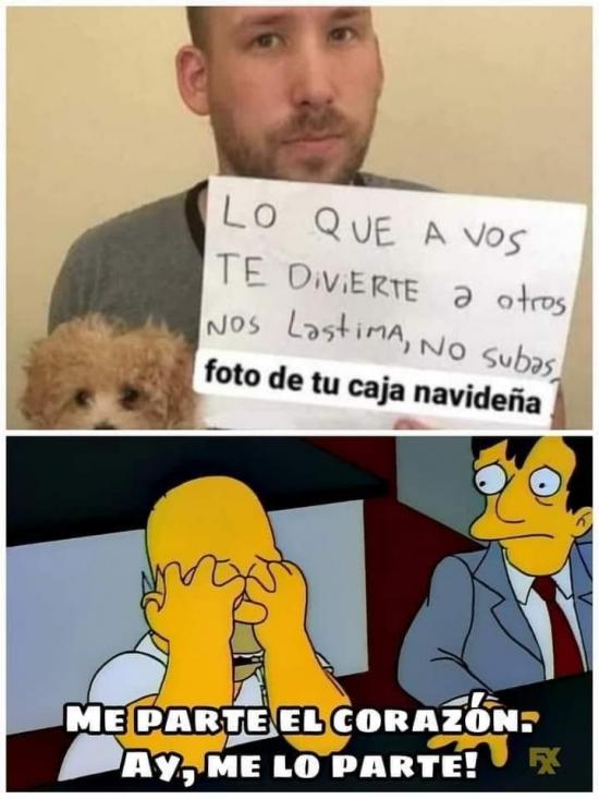 El aguinaldo - meme