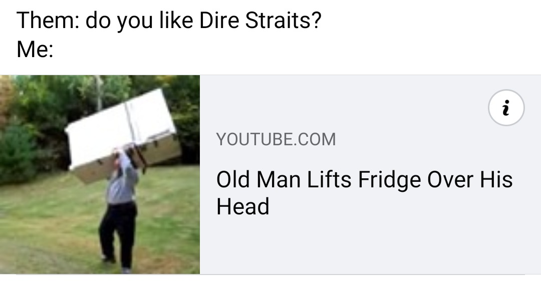 We got to move these refrigerators - meme