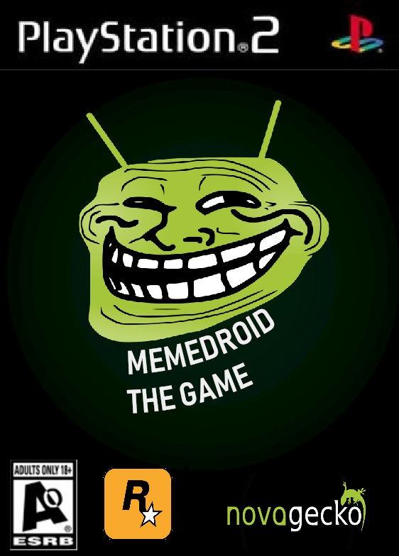 El juego de Memedroid. :0