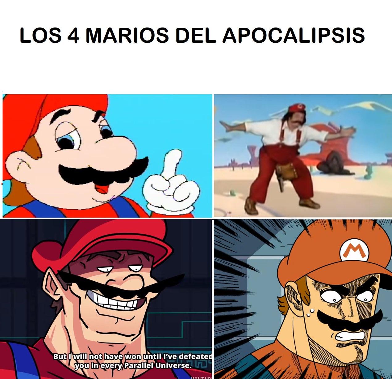 marios - meme