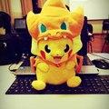 Quando vc nasce Pikachu mas é Charizard