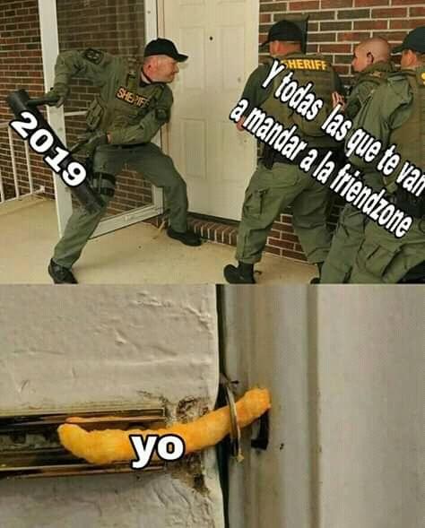 Nuevo año - meme