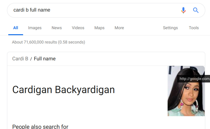 Cardigan Backyardigan - meme