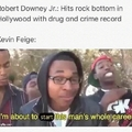 Imagine what RDJ would have done without Iron Man