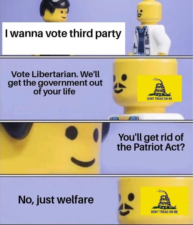 libertarians mad - meme