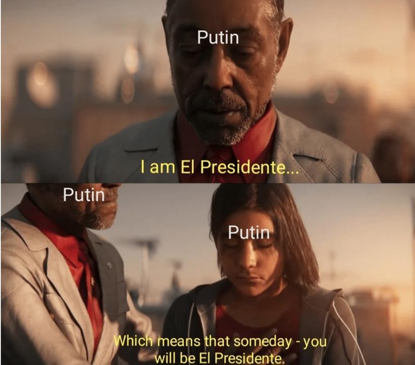 Put in - meme