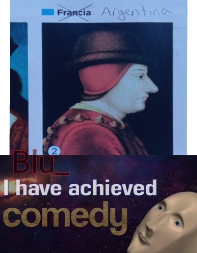 Ahora soy comediante - meme