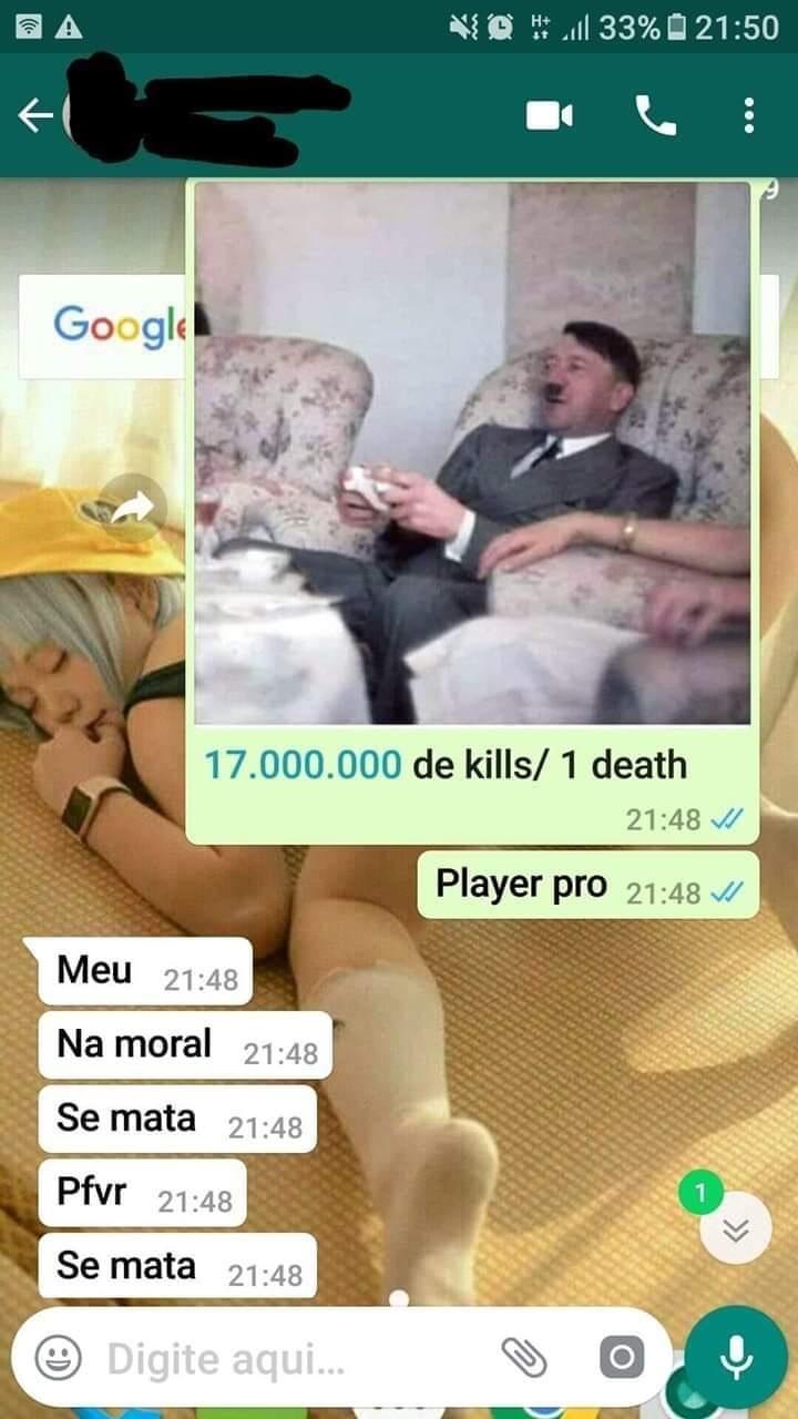 player pro - meme