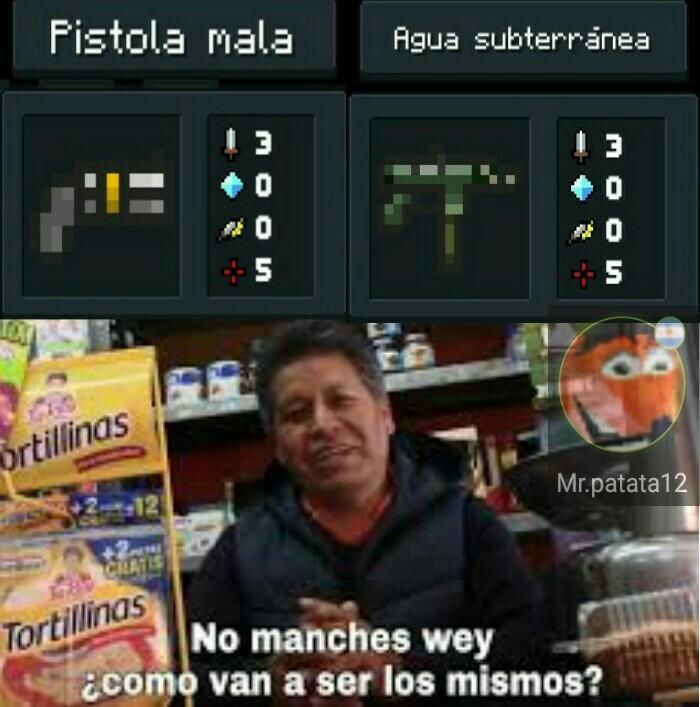 100% casero - meme