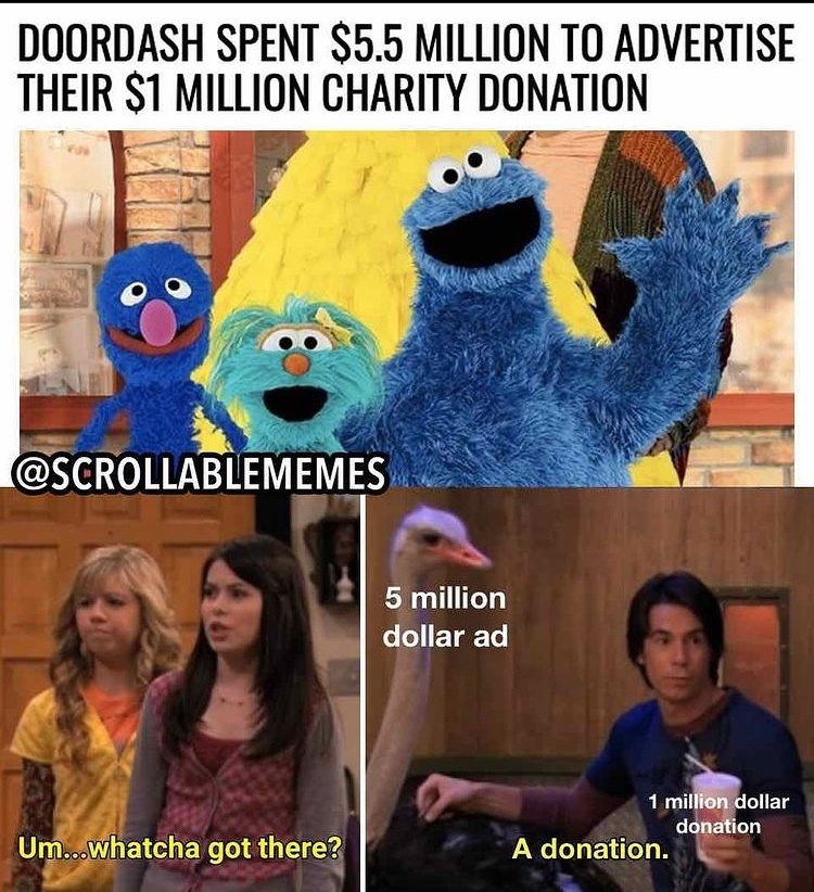 corporations never change - meme