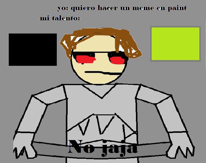 Paint jaja - meme