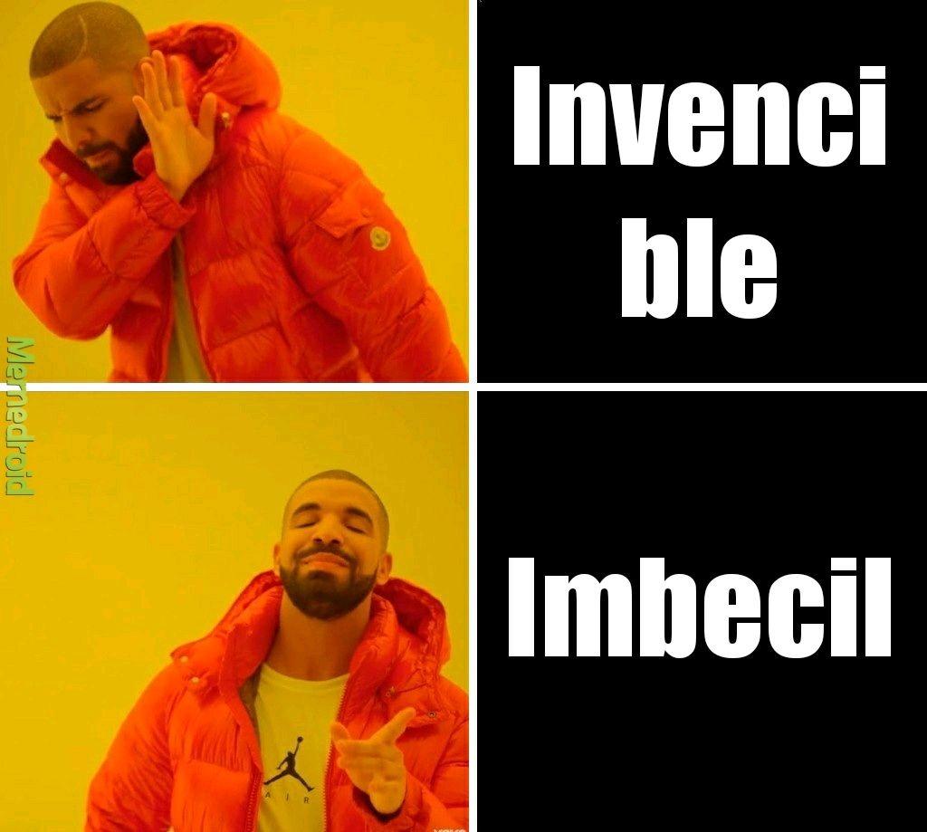 Imbecil - meme