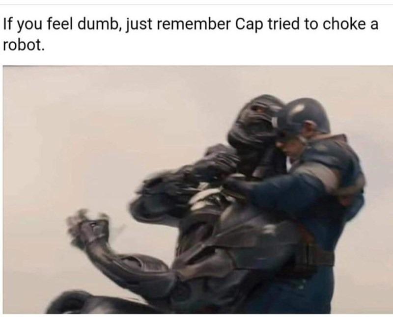 It looked pretty effective - meme