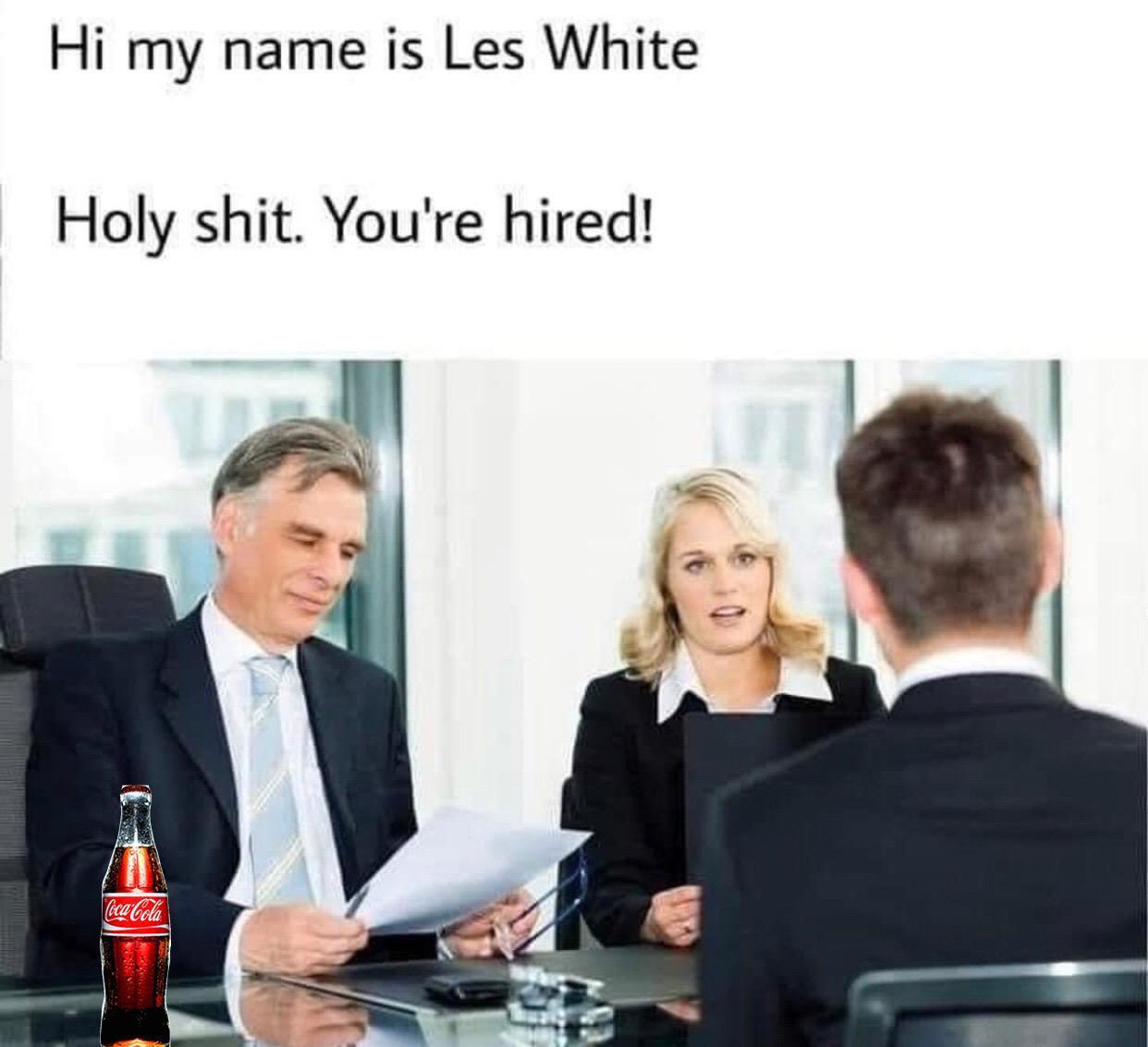 Get woke, buy coke - meme