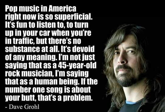 Favorite Dave Grohl moment? FRESH POTS!!!!! - meme