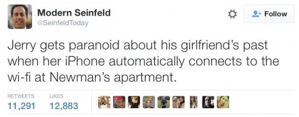 Modern Seinfeld 3 - meme