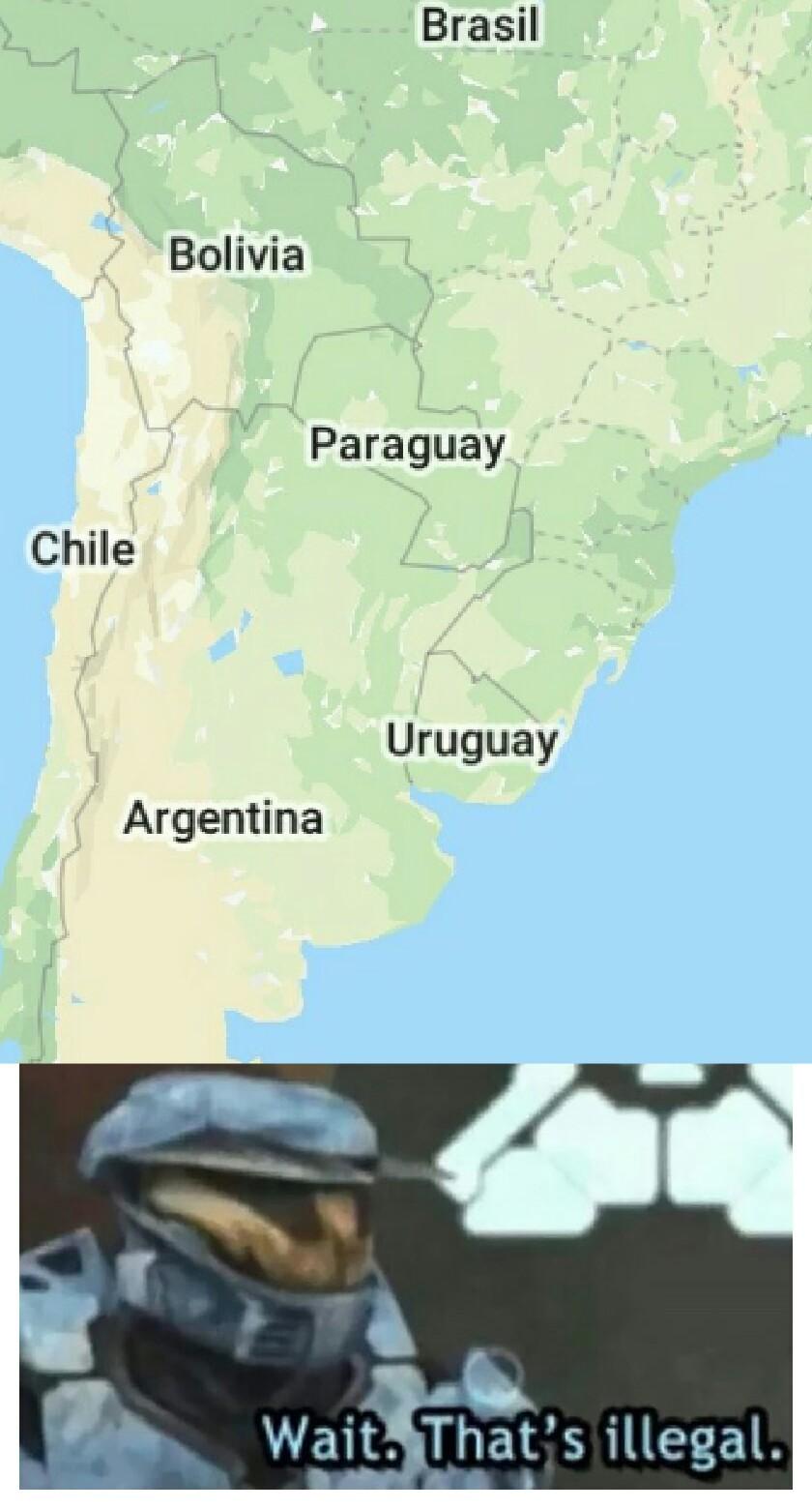 Wakanda Sudamericano - meme