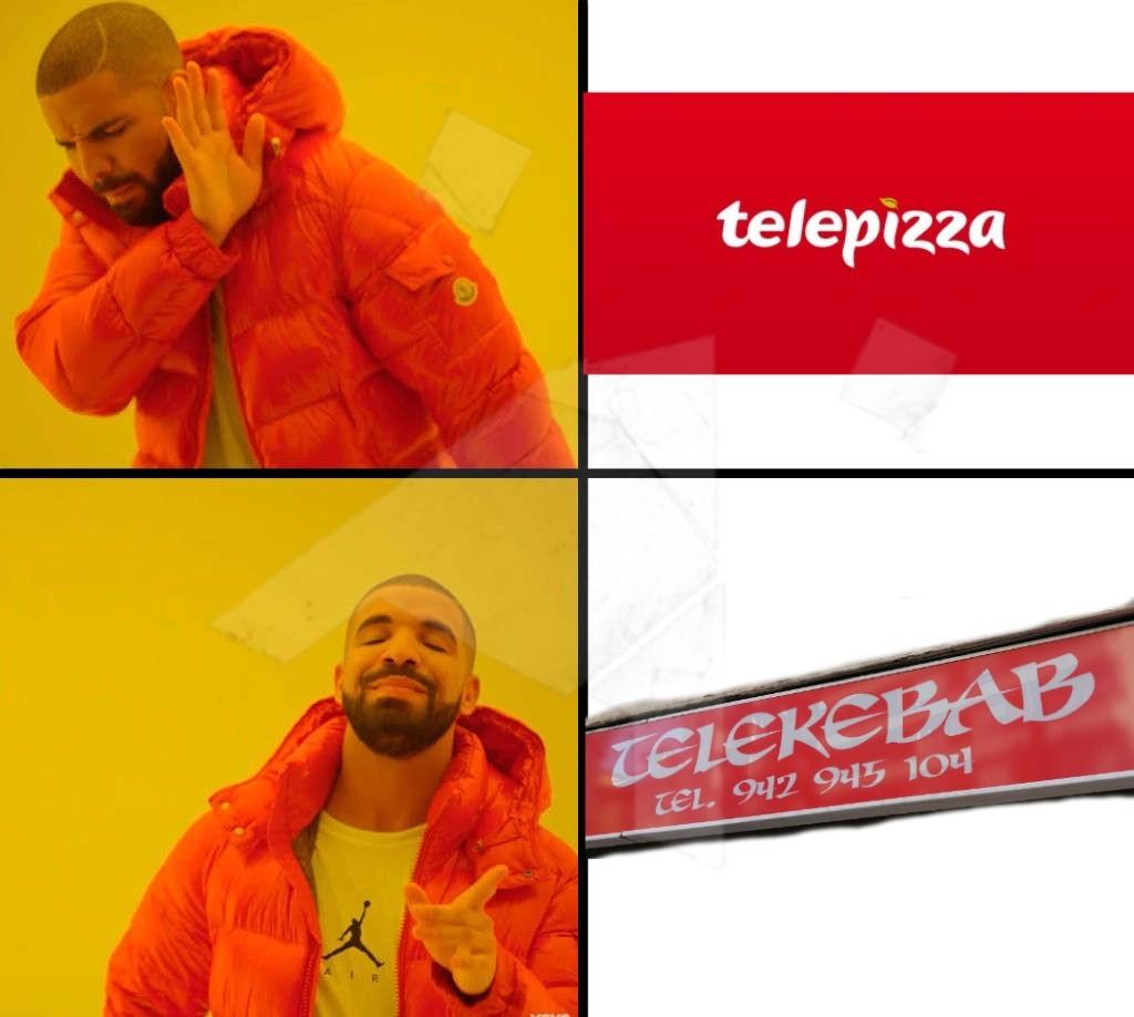 TeleKebab :v - meme