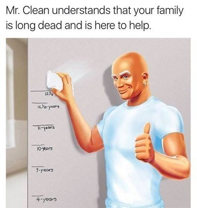gonna clean house - meme