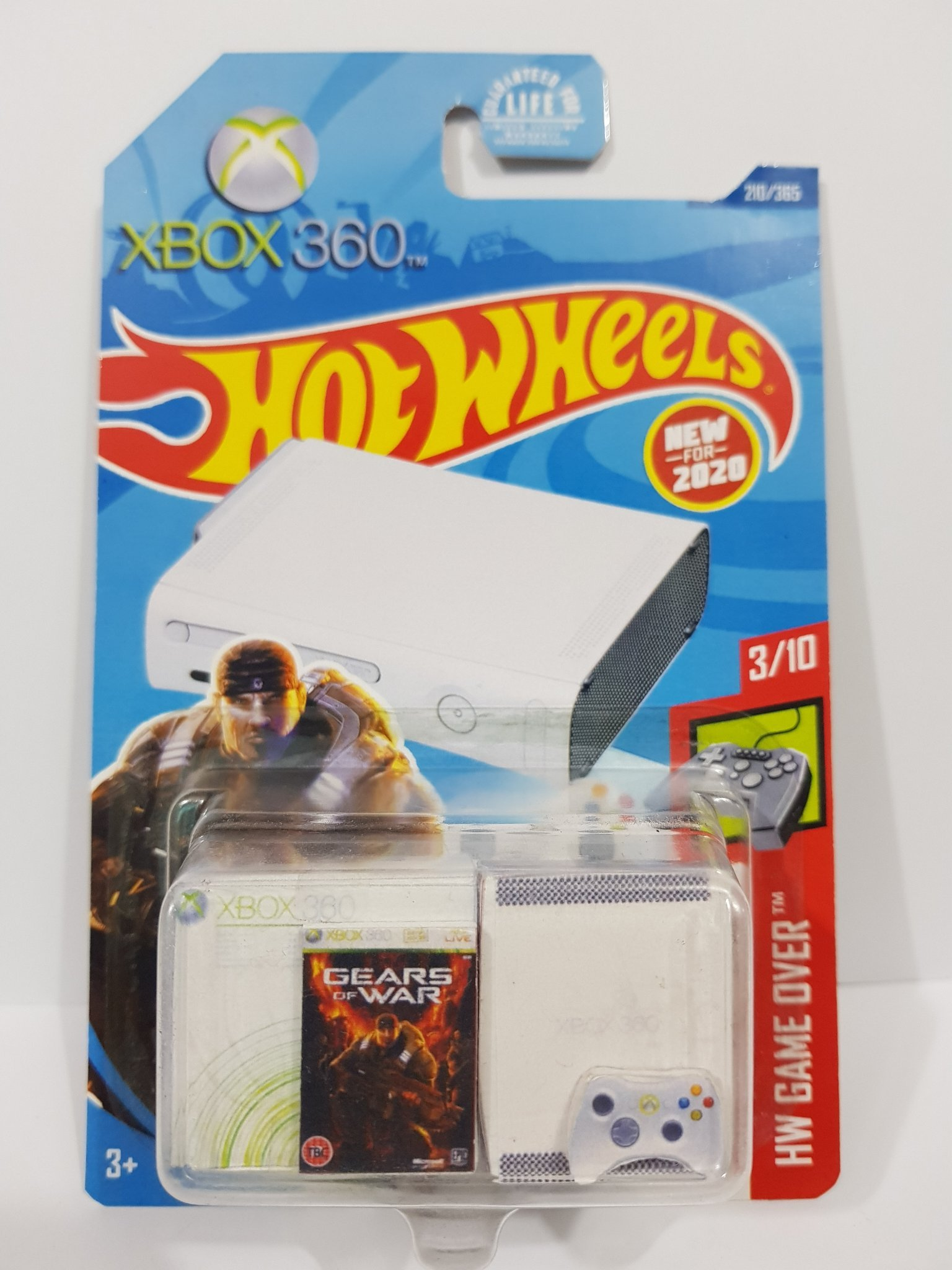 Xbox 360 hotwheels - meme
