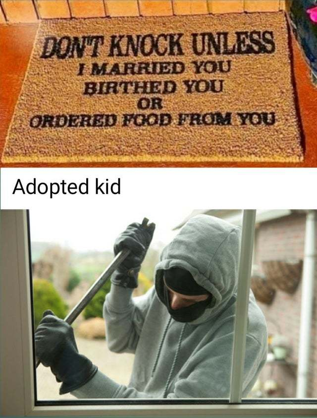 Best doormat ever - meme