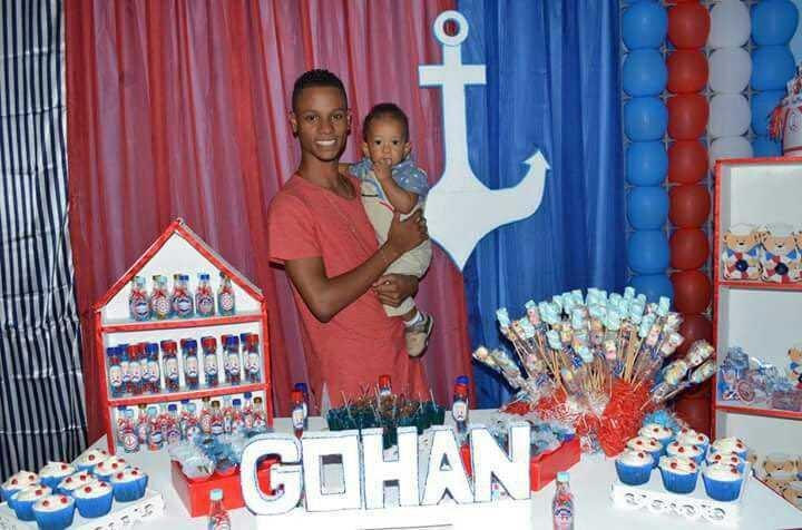 Gohan morreu 2 veses - meme