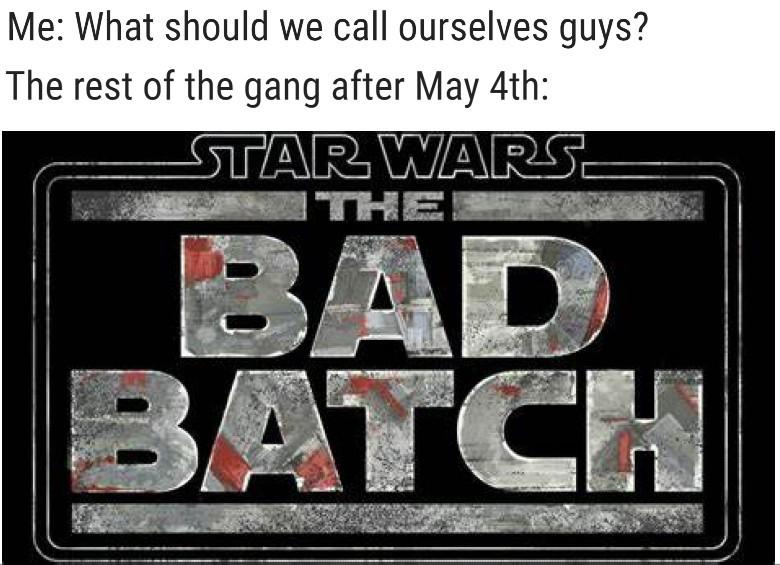 Bad bois - meme