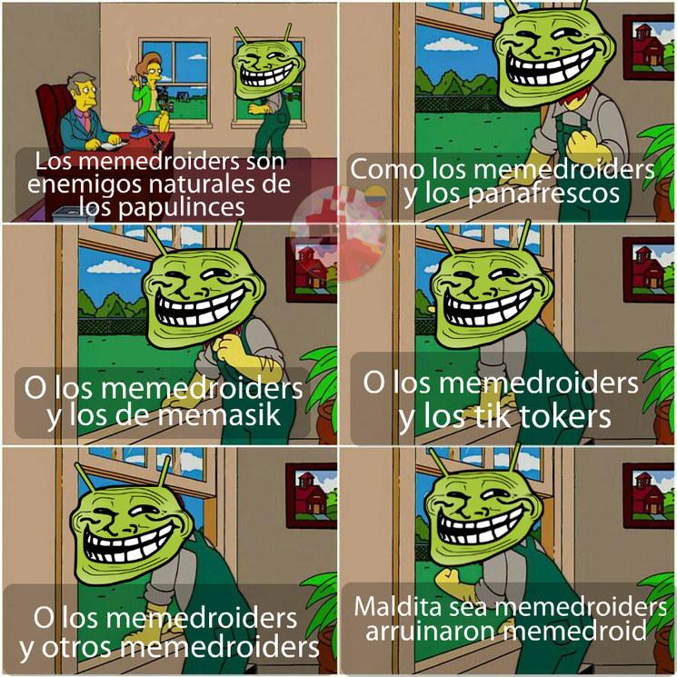 Memedroiders