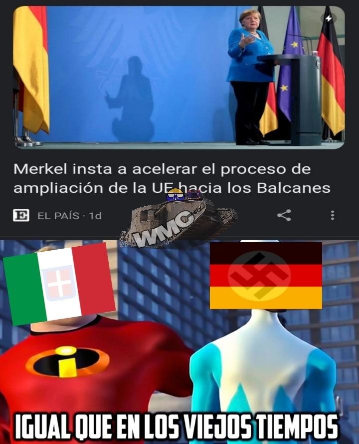 Simplemente Alemania - meme