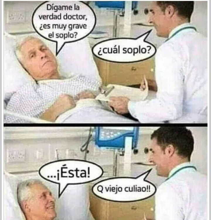 Viejo qlo - meme
