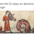 Dj get off the game and play musikkk plz
