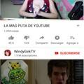 Lo que uno se encuentra en Youtube.