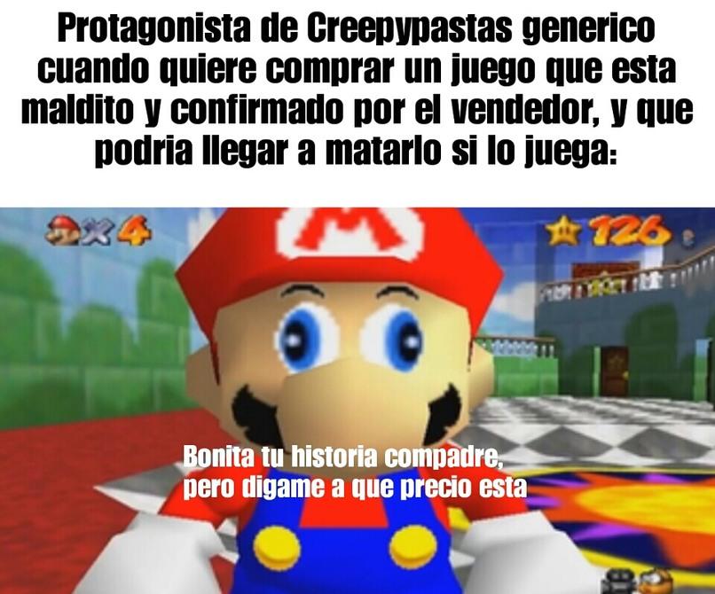 Texto generico - meme