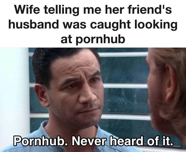 Anyone knows what Pornhub is? - meme