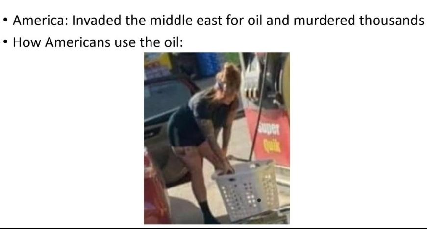 Stupid Americans! - meme