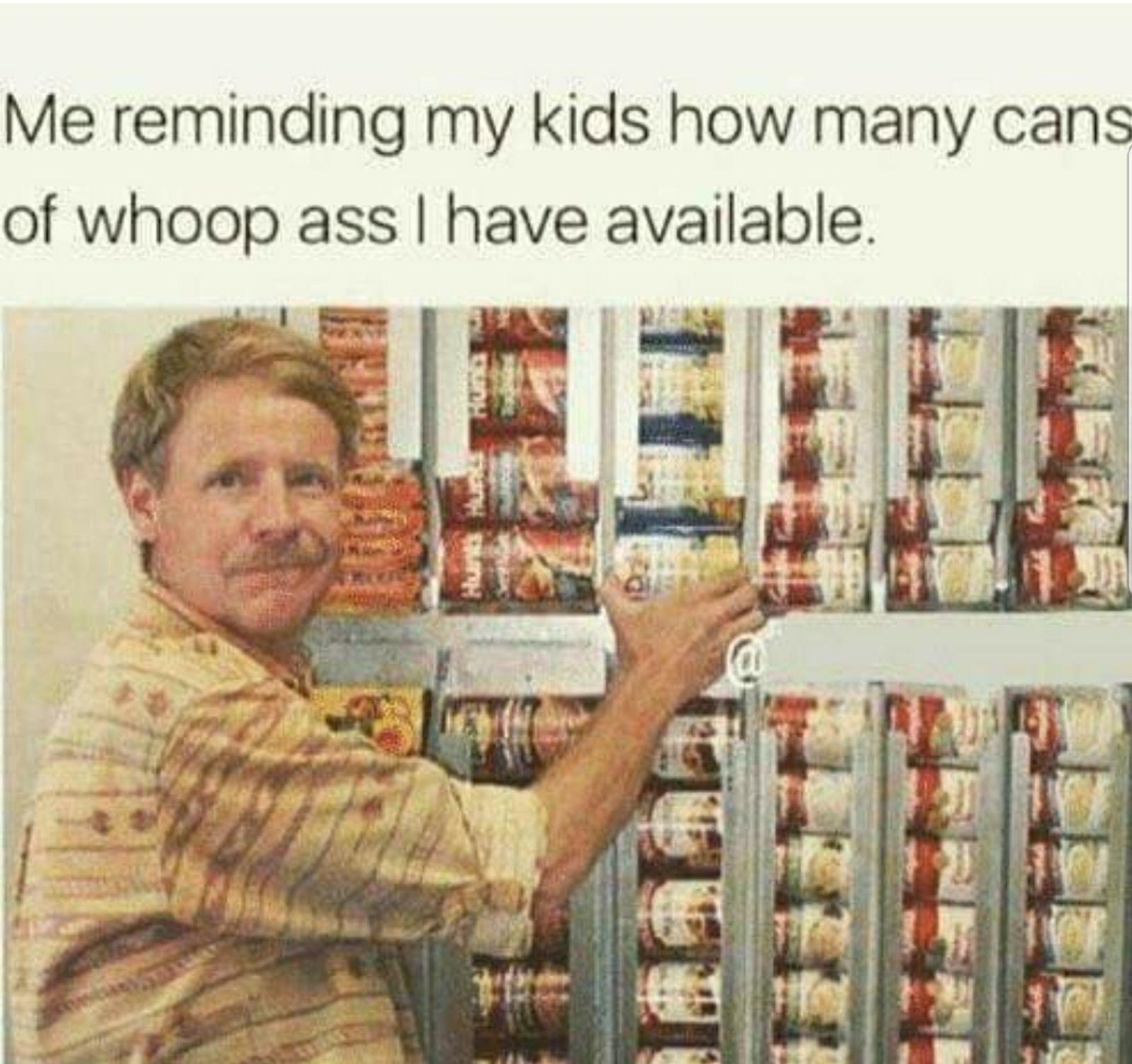 Me as a parent - meme