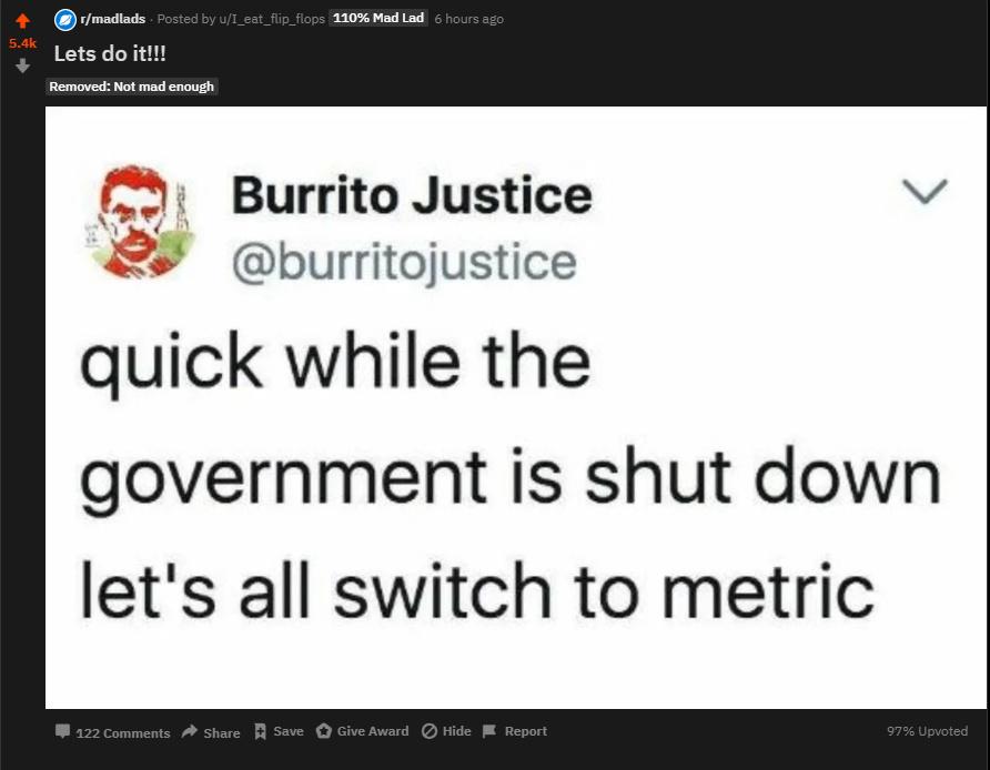 Anarchism amirit boyz? - meme