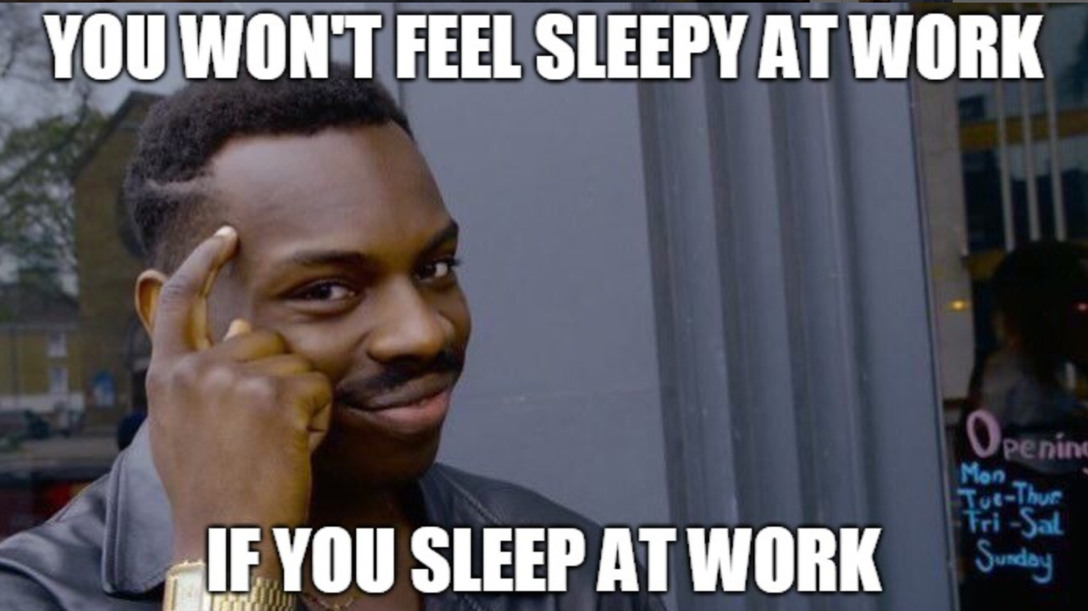 sleep - meme