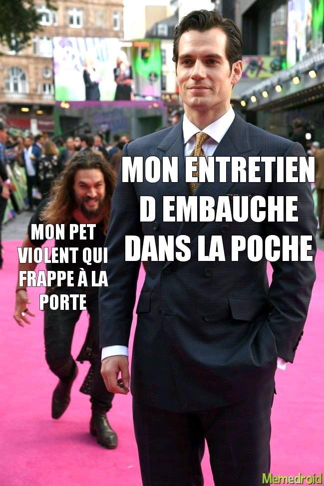 Coup dur pour Guillaume - meme