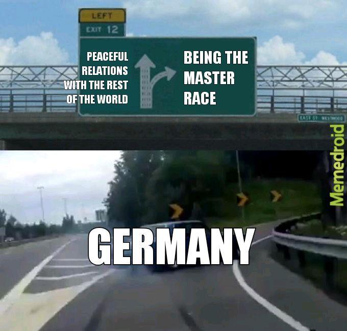Nazis - meme